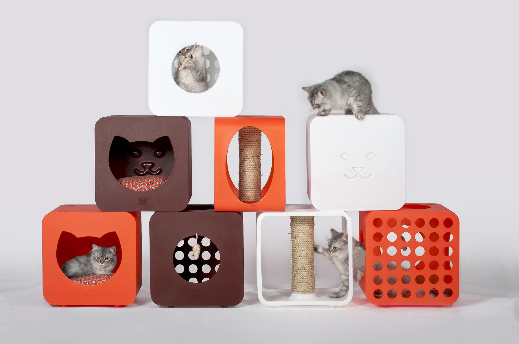 Modularna Kitty Kasa kolekcija