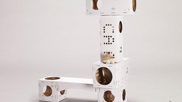 Blocks – modularno rješenje za mačju razonodu