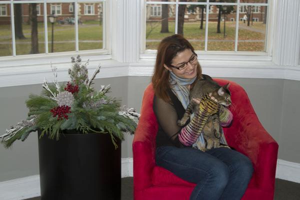 Upoznajte koledž na kojem su i mačke dobrodošle