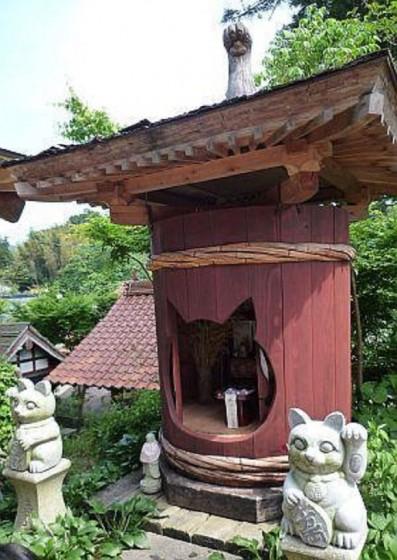 Hram mačaka u Japanu