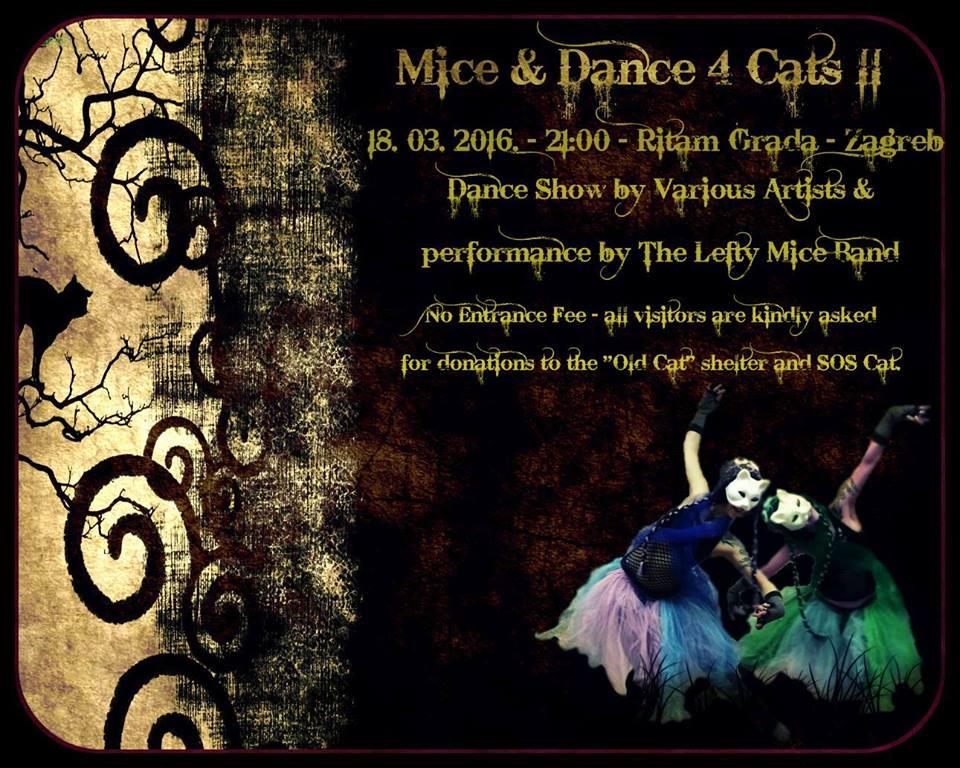 Posjetite dobrotvorni nastup plesnih skupina u Zagrebu