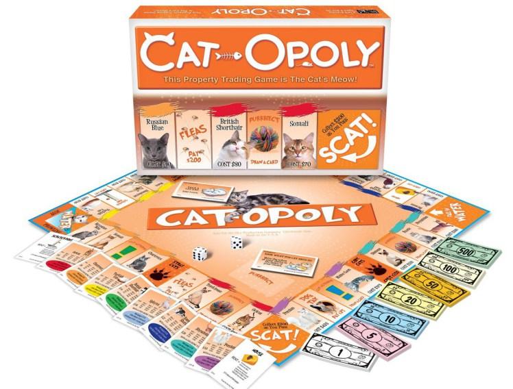 Društvena igra Catopoly