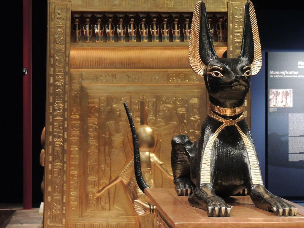 Mačke u starom Egiptu