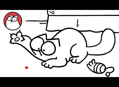 Mačja opsesija zvana laser