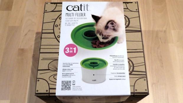 Neka i vaše mačke razvijaju motoriku uz Catit posudu za suhu hranu