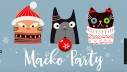 Mačko party 17. prosinca!